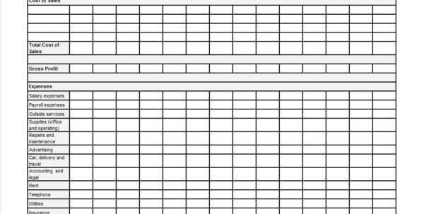 Free Spreadsheet Templates