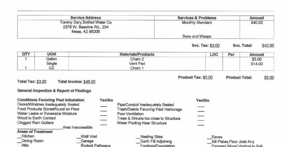 Handyman Receipt Book Handyman Invoice Spreadsheet Templates for Business