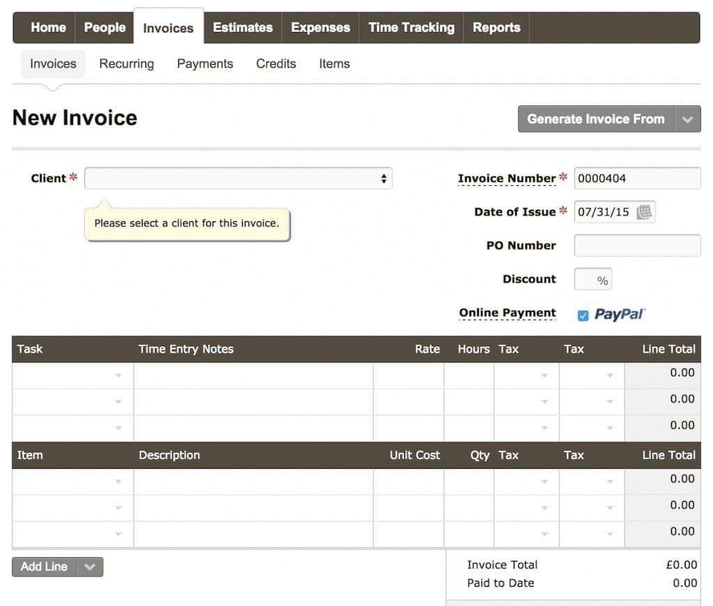 How Do You Send An Invoice Through Paypal