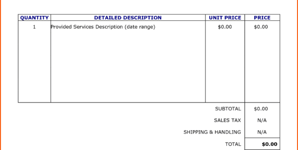 Invoice Template For Microsoft Word 2000 Invoice Templates For Microsoft Word Spreadsheet Templates for Business