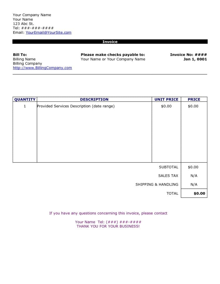 Microsoft Publisher Invoice Template Word Document Invoice Template Free Bill Invoice Template Word Bill Invoice Template Invoice Template Excel Download Free Invoice Template Word Doc Download Word Document Invoice Template Blank Invoice Template Word Doc  Invoice Template Google Docs Invoice Template Word Doc Spreadsheet Templates for Busines