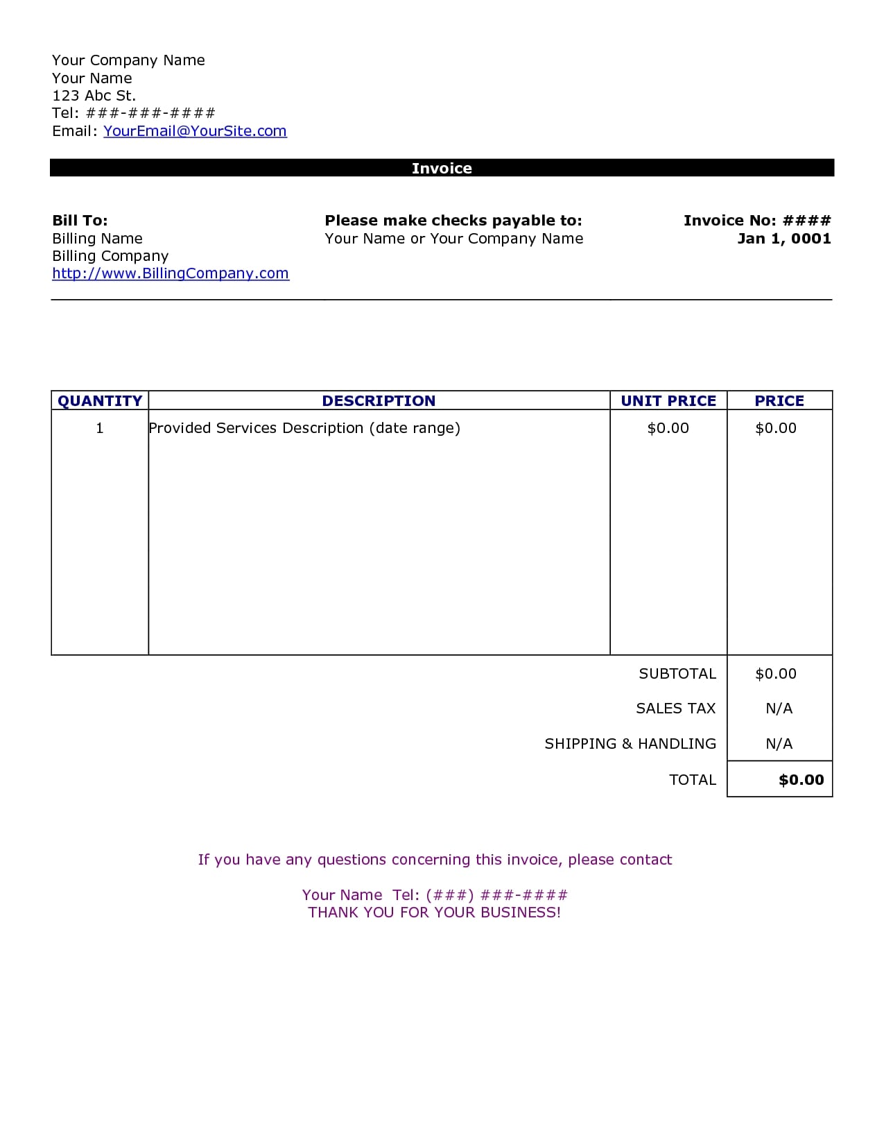 Invoice Template Google Docs Invoice Template Word Doc Spreadsheet Templates for Busines Spreadsheet Templates for Busines Word Document Invoice Template Blank Invoice Template Word Doc