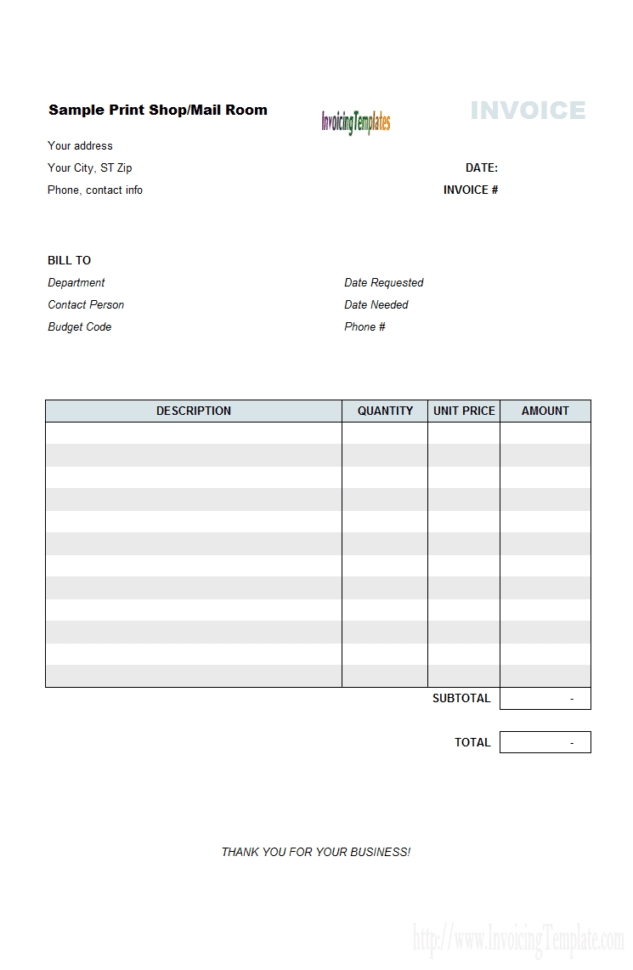 Simple Invoice Template Microsoft Word Ms Word 2013 Invoice Template Word Invoice Template With Logo Microsoft Word Billing Invoice Template Invoice Template Microsoft Excel Invoice Templates Printable Free Invoice Template Microsoft Works  Invoice Template Microsoft Excel Invoice Template Microsoft Word Spreadsheet Templates for Busines