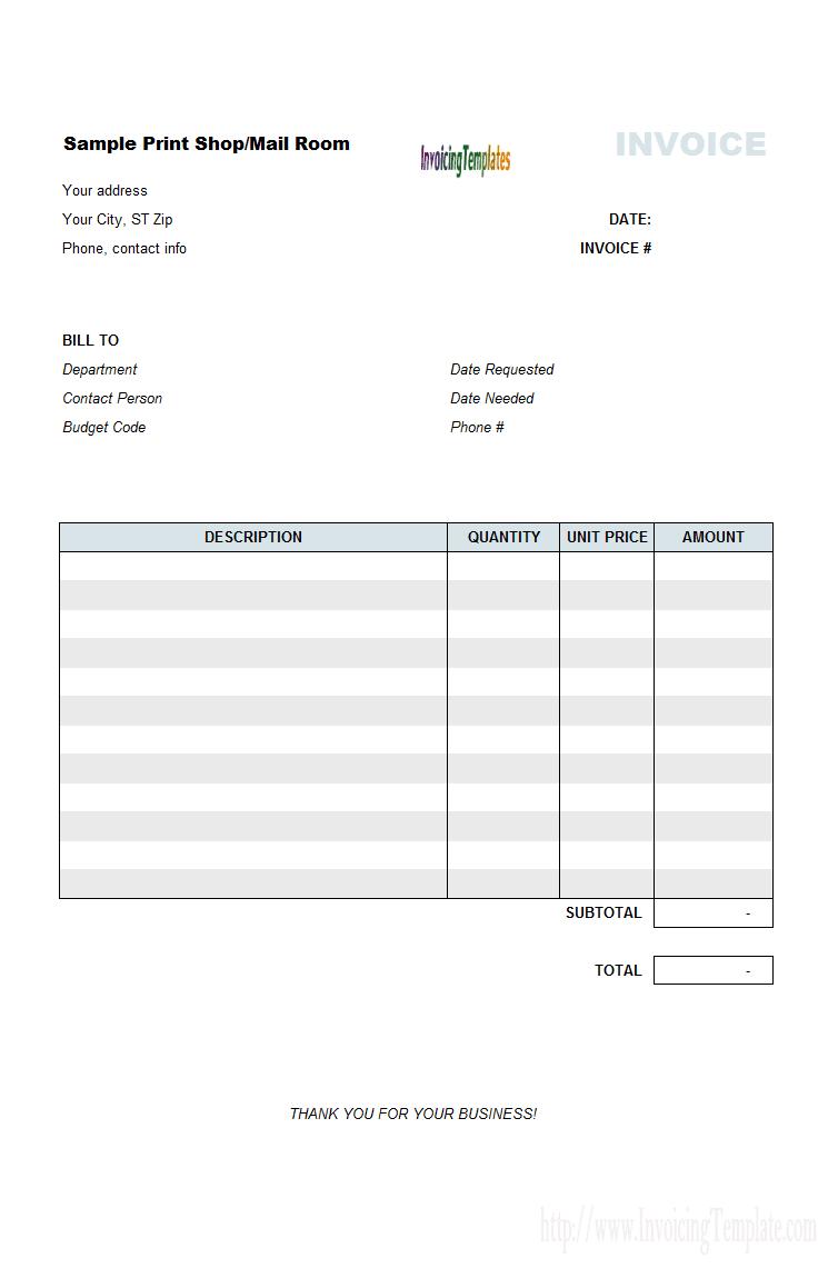 Invoice Template Microsoft Excel Invoice Template Microsoft Word Spreadsheet Templates for Busines Spreadsheet Templates for Busines Invoice Template Microsoft Works