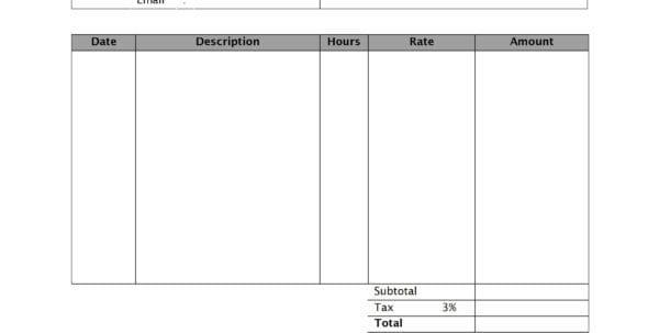 Invoice Template Microsoft Word 2010 Invoice Template Microsoft Word Spreadsheet Templates for Business
