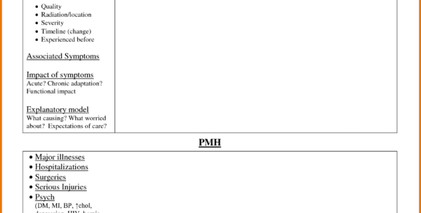 Medical Bill Format Pdf
