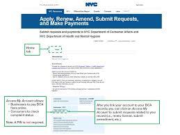 Online Business License