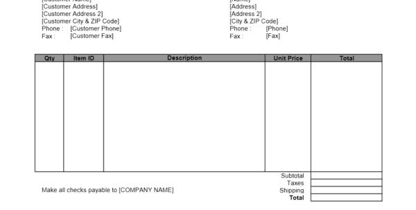 Open Office Invoice Template Microsoft Invoice Office Templates Spreadsheet Templates for Business