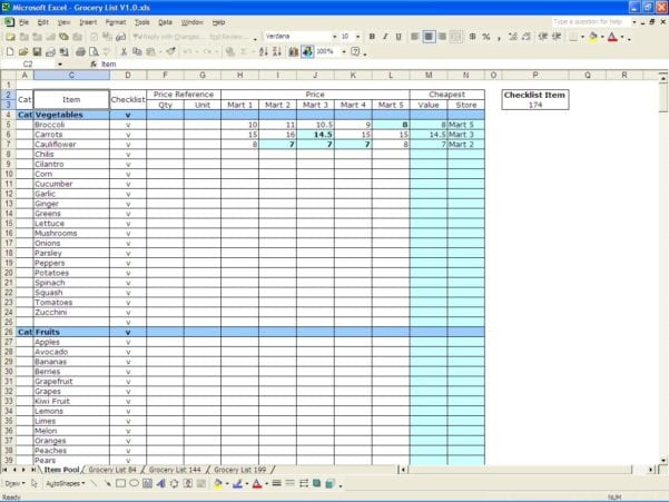 Requirements Template In Excel