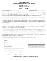 state of oregon contractors board