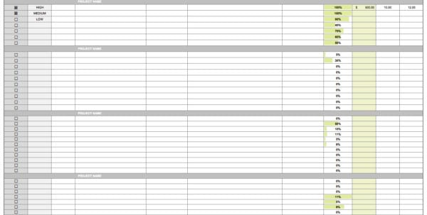 Employee Hours Excel Spreadsheet