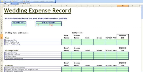 Small Business Expense Report Template Expense Tracking Spreadsheet Template Spreadsheet Templates for Business