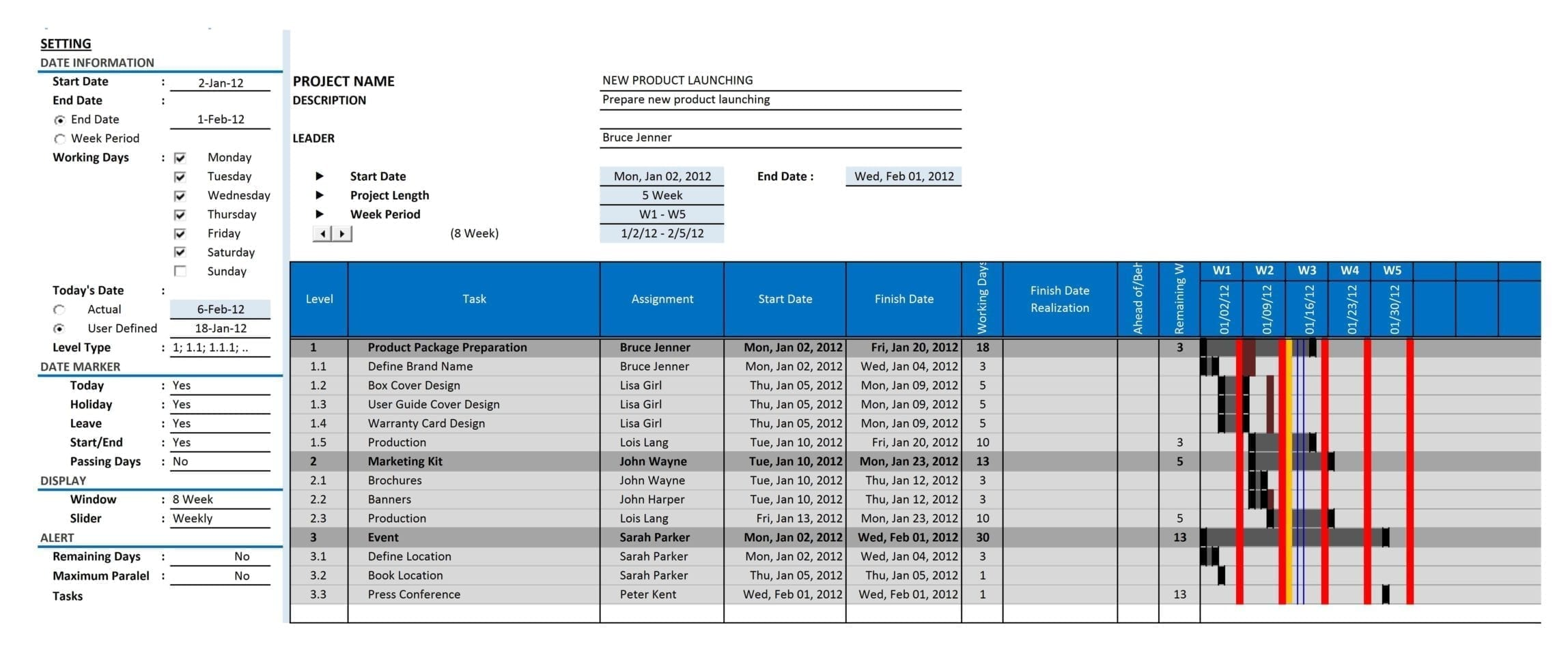 Free Gantt Chart Template Excel 2013 Excel Gantt Chart Template Xls Gantt Chart Excel 2010 Download Gantt Chart Excel Template 2013 Excel 2010 Gantt Chart Template Project Management Gantt Chart Excel Excel Simple Gantt Chart Template  Excel Simple Gantt Chart Template Excel Spreadsheet Gantt Chart Template Spreadsheet Templates for Busines