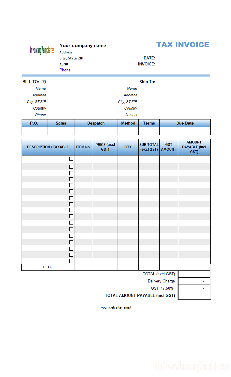Free Excel Spreadsheet Templates
