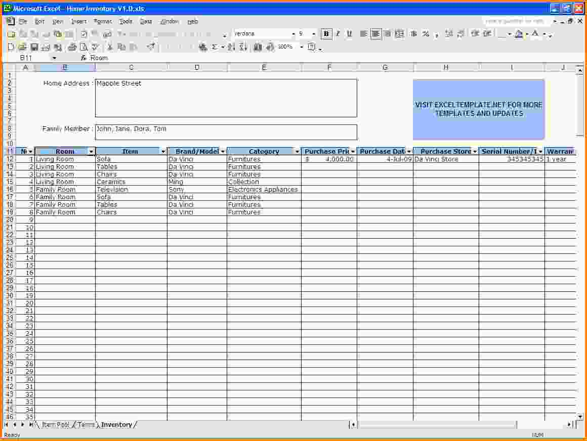 Free Stock Inventory Software Excel 2