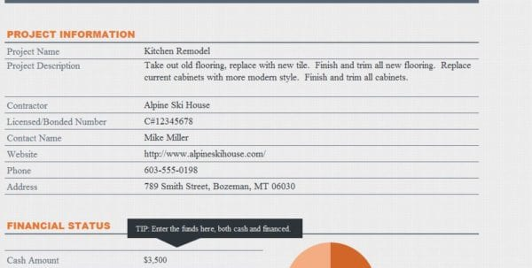 Free Punch List Template Remodel Budget Template Bathroom Renovation Spreadsheet Home Improvement Spreadsheet Free Renovation Spreadsheet Template Free Templates For Home Remodeling Remodel Project Plan Template