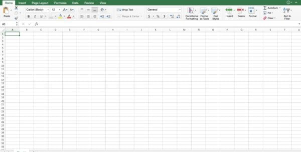 Project Schedule Excel Template Free Download