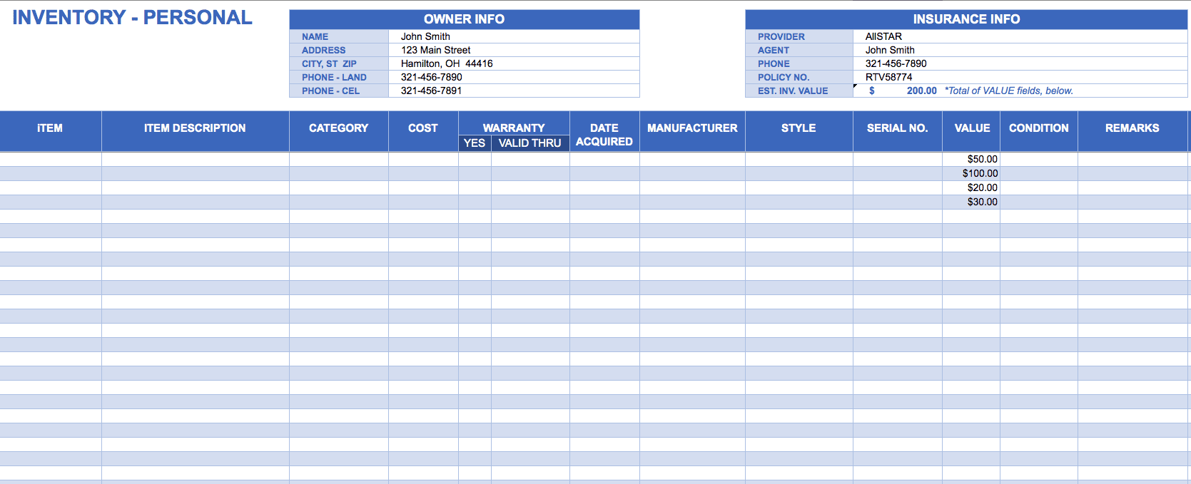 Small Business Inventory Spreadsheet Template 1 Inventory Tracking Spreadsheet Template Free Spreadsheet Templates for Busines Spreadsheet Templates for Busines Inventory Management Excel Formulas